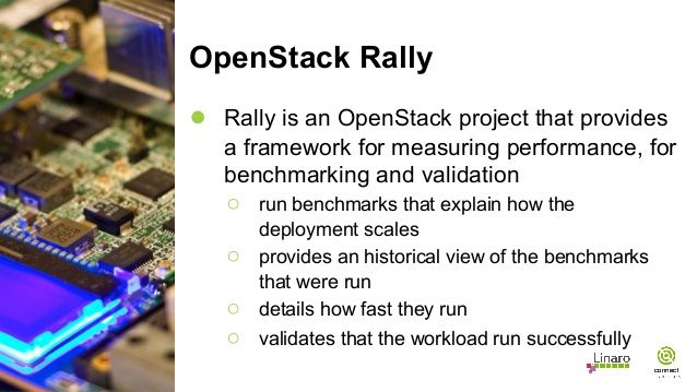 Getting Acquainted with OpenStack Rally